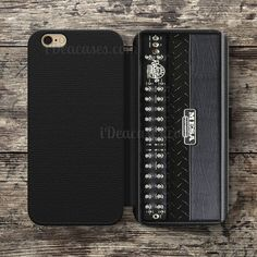 Mesa Engineering Dual Rectifier Wallet Case For iPhone 6S Plus 5S SE 5C 4S case, Samsung Galaxy S3 S4 S5 S6 Edge S7 Edge Note 3 4 5 Cases