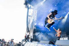 Festival - Slash feat. Myles Kennedy & The Conspirators bei Rock am Ring 2015