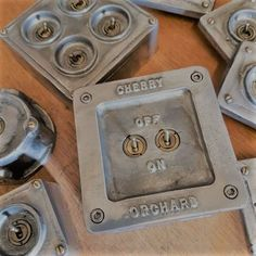 Here's an example of exactly how we can personalize our products for your needs or requirements (all for an extra £30). #industrial, #vintage, #industrialstyle, #industrialswitch, #industrialstyleswitch, #industriallightswitch, #industrialstylelightswitch, #switch, #lightswitch, #vintageswitch, #vintagelightswitch #castmetal, #heverironworks, #filtered, #personalized