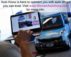 #MechanicMonday www.WomenAutoKnow.com