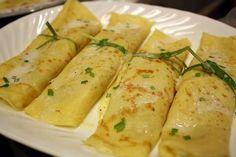 Crêpes salate: 10 saporite ricette | Buttalapasta Cucina
