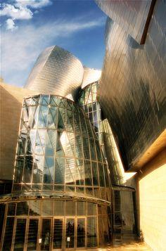 Bilbao Spain - Guggenheim