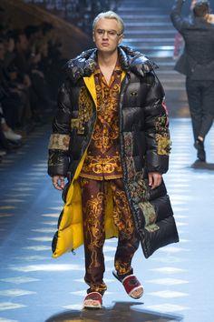 Dolce & Gabbana | Menswear - Autumn 2017 | Look 3