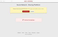 Pinects ist ein in PHP geschriebenes Social Network und Online Pinnwand Script, das zur Datenspeicherung eine MySQL Datenbank verwendet. Ausgabe mit Demoserver.