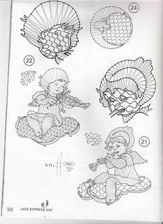 "Журнал ""Lace Express"" 2000 №3"