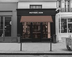 Mother&Son Patiserie on Behance