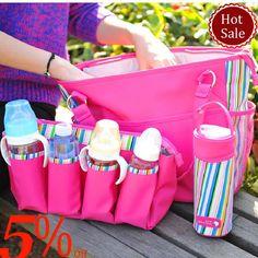 Fashion nappy bag large capacity multifunctional mother bag maternity messenger Bags baby diaper bag bolsa maternidade para bebe
