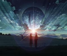 """The dawn  """"5 cm per second"""""""