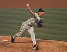 This Day In Baseball History: June 10,1997 - Kevin Brown (Florida Marlins) threw his first no hitter. It was the second no-hitter in Marlins history.  keepinitrealsports.tumblr.com  keepinitrealsports.wordpress.com  Mobile- m.keepinitrealsports.com