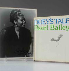 1976 Author Award Winner: Pearl Bailey, author of Duey's Tale (Harcourt).