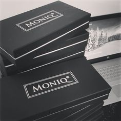Last minute Christmas orders are ready to be shipped! #my_moniq #Nightdresses #Sleepwear #behindthescenes  Visit us @mymoniq.com