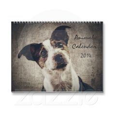 Animal Calendar 2014 with U.S. holidays & Events by AD DESIGN Photo + PhotoArt