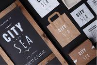 Fish & Chips Branding - Lottie Jones Graphic Designer