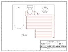 Digital Art Gallery Residential Handicap Bathroom Layouts