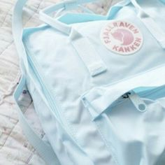 Designer Clothes, Shoes & Bags for Women Cute Backpacks For School, Cool Backpacks, Mini Backpack, Kanken Backpack, Yellow Kanken, Mochila Kanken, Everything Is Blue, Vsco, Tumblr Outfits