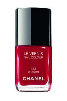 Dragon-My HG Red nail polish by Chanel