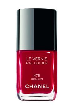 Dragon-My HG Red nail polish by Chanel