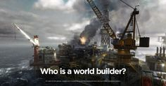 The world builder title tends to exist more in open world and MMO spaces – games that don't have individual levels but large areas for the players to traverse around. These spaces usually have multiple purposes (story missions, side quests, activities or minigames) as opposed to traditional level design where the space has a single purpose. Does this area have large city buildings, highways, shops, mountains, rivers, or flat? How does this area fit in with the areas directly around it?
