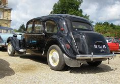 "Citroen Traction 11 familiale  by gueguette80 ""Thanks all for more than 5 million vi, via Flickr"