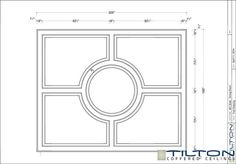 Ceiling Panels, Ceiling Beams, Ceilings, Pop Design For Roof, Geometric Box, Ceiling Finishes, Ceiling Treatments, Ceiling Detail, False Ceiling Design