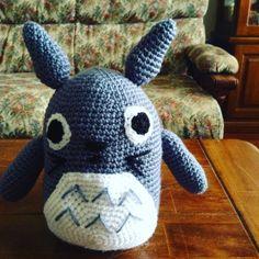 Totoro Amigurumi crochet
