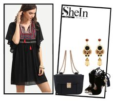 """""""Sheinside IV/8"""" by minka-989 ❤ liked on Polyvore featuring vintage and Sheinside"""