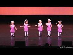 Cal Elite Kids Recital 2011 (12:30 Twirly Tots)