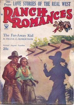 Ranch Romances August 24th 1934