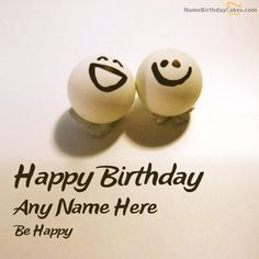 Write name on Happy Birthday Wish - Happy Birthday Wishes