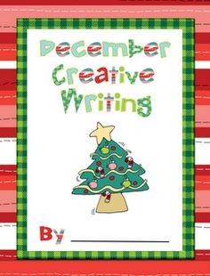 FREE December Creative Writing - Re-pinned by @PediaStaff – Please Visit http://ht.ly/63sNt for all our pediatric therapy pins