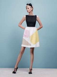 Dress / Paule Ka / Spring - summer 2012