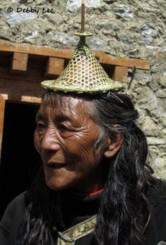 faces, Bhutan