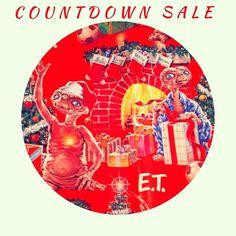 christmas xmas vintageshop vintagestore et extraterrestrial christmastree vintagechristmas