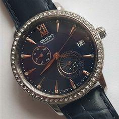RA-AK00006L10B Orient Ladies Watch