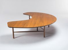 Coffee Table, designed by Swedish-American designer Greta Magnusson Grossman for Glenn of California. Collection of R 20th Century Design.