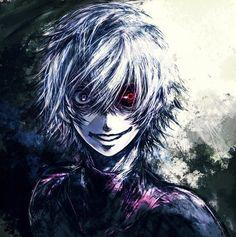 I'm watching now Tokyo Ghoul (東京喰種トーキョーグール) http://www.ArakakiK.com #Japan #Anime #Manga