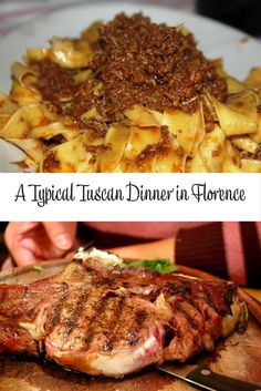 Tuscan cuisine is simple, homemade, but very healthy and rich in fresh seasonal products. The Tuscan dinner is a perfect example. What to eat in Tuscany, Italy.