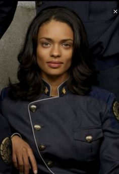 Nadine Ross look alike, Kandyse McClure, responds to similarity. - NeoGAF