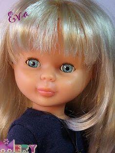 Las Nancys de Mery: Sus caritas y sus nombres I Nancy Doll, Doll Clothes, Dolls, Ideas Para, Aurora, Baby, House, Antique Dolls, Faces