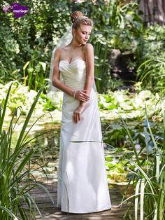 robe carline robe de marie pas cher robe de mariage laage sur point mariage - Point Mariage Lorient