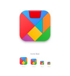 Osmo - App Icon Design on Branding Served