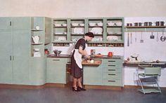 piet zwart #bruynzeel keuken