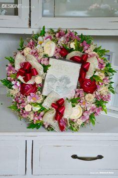 Floral Wreath, Wreaths, Design, Home Decor, Floral Crown, Decoration Home, Door Wreaths, Room Decor