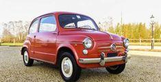 Fiat 600, Vehicles, Car, Automobile, Autos, Vehicle