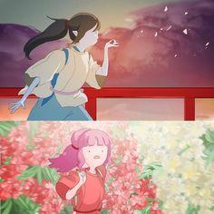 marcy   #marceline #princess #bubblegum #adventuretime #cartoonnetwork #cartoon #spiritedaway #studioghibli #ghiblifilms #hayaomiyazaki #haku #chihiro #love #gxg #animefreak #otaku #trash #anime #animation #animatedmovie #series #tv #fanart by ghiblify