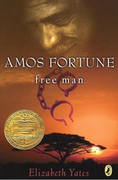 Amos Fortune: Free Man Lesson Plans include daily lessons, fun activities, essay topics, test/quiz questions, and more. Everything you need to teach Amos Fortune: Free Man. Read Aloud Books, Great Books To Read, Used Books, Reading Aloud, Reading Books, Reading Lists, Newbery Award, Newbery Medal, American Literature