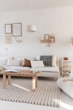 How Japanese Interior Layout Could Boost Your Dwelling Tassel Crochet Boho Pillow Covers, Handmade Rocket Cushion Cases, Solid White Brown Cushions. Decor, Furniture, Room, Home Living Room, Room Design, Home Decor, House Interior, Home And Living, Living Room Designs