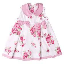 Resultado de imagen para vestidos para bebe