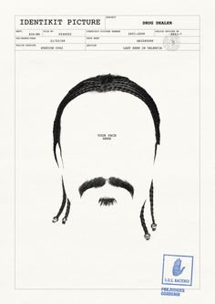 "S.O.S. Racisme is a French anti-racism organization founded in 1984. This ad is via the Spanish chapter. | The Strongest Anti-Racism Ads Of The Last 20 Years. Awareness Campaign Against Racism: ""TERRORIST"" Print Ad by J. Walter Thompson Barcelona"