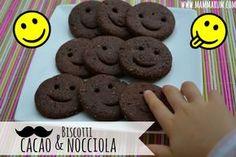 Mammarum: Biscotti cacao e nocciola senza burro e uova (vegan)
